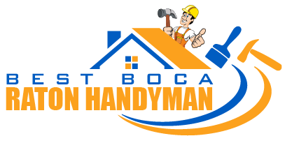 Best Boca Raton Handyman Logo
